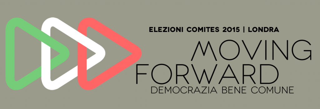 Logo di Moving Forward